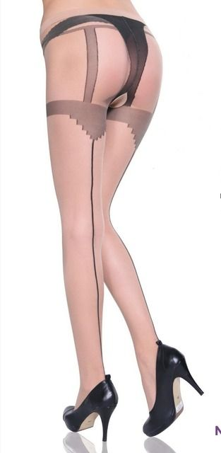 2089 Carnation stockings with garter 2016 new arrival high quality sexy stockings fashionable transparent stay up stockings