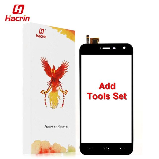 hacrin Homtom HT3 Pro touch screen + Tools Set Gift 100% New Digitizer glass panel Assembly Replacement for mobile phone
