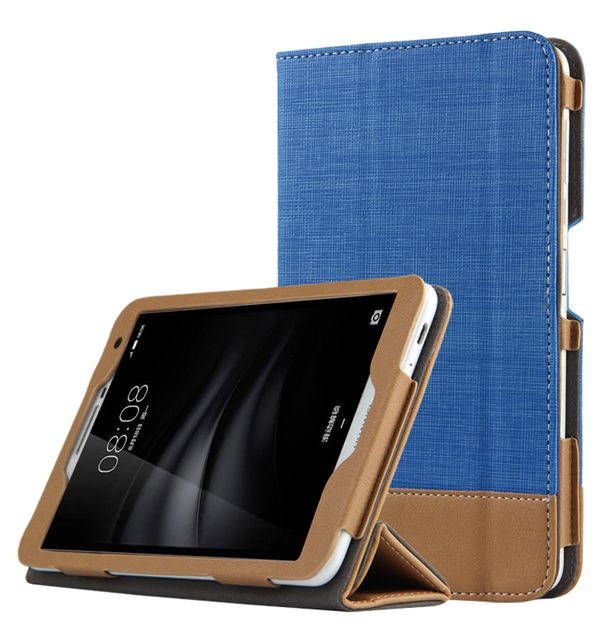 "High Quality Fashion Leather Case For Huawei M2 lite 7.0"" PLE-703L Case Luxury Flip Cover For Huawei T2 7.0 Pro Cover Tablet PC"