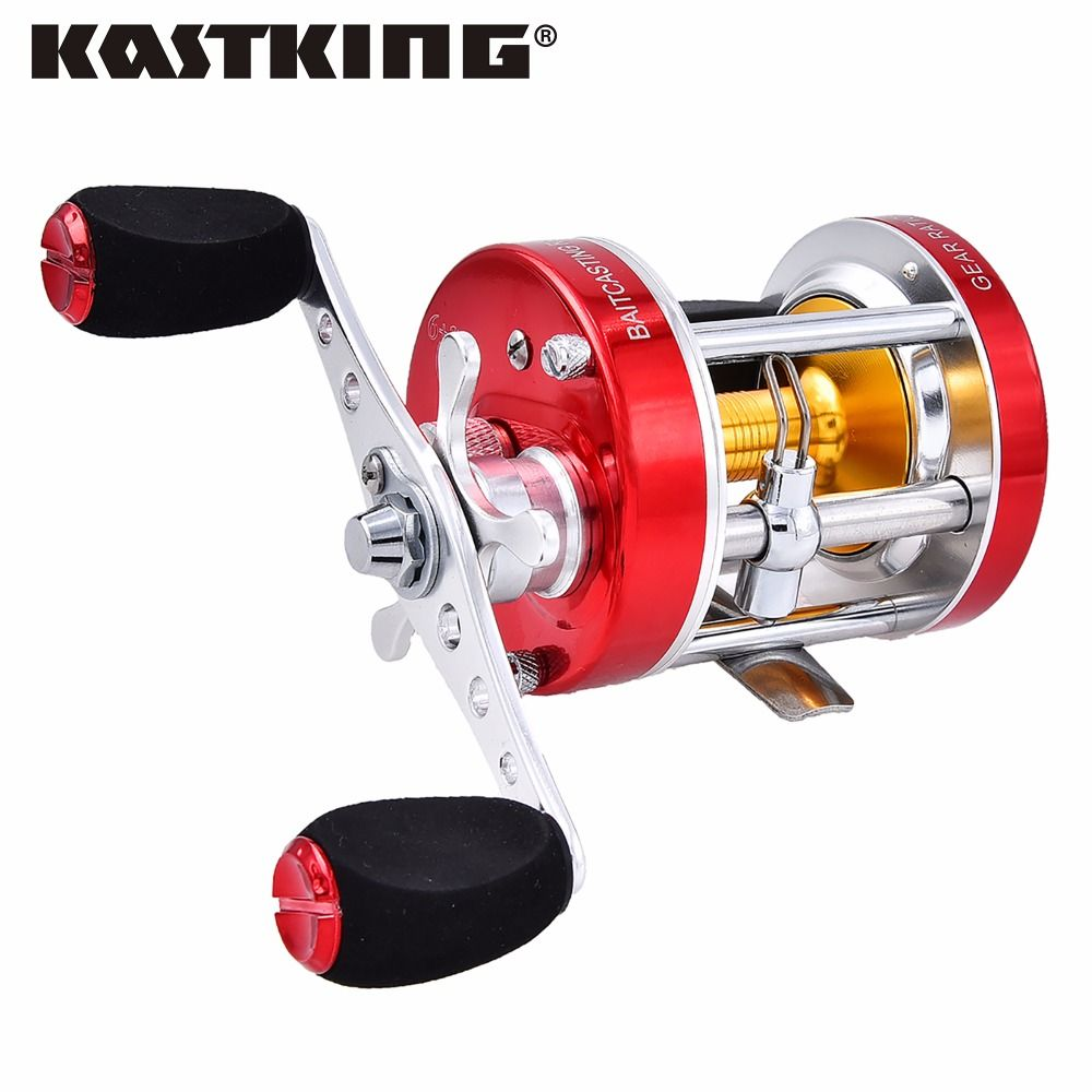 KastKing Rover Drum Saltwater Fishing Reel Baitcasting Saltwater Sea Fishing Reels Bait Casting Surfcasting Drum Reel