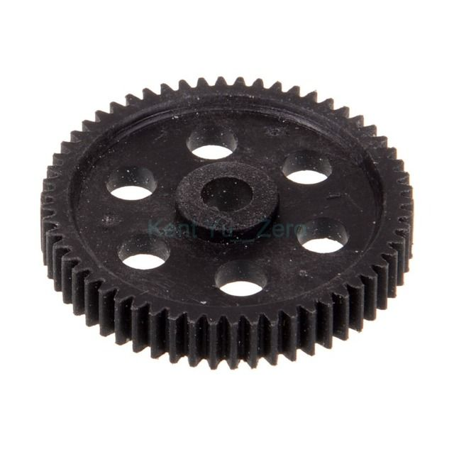 HSP 03004 Diff. Main Gear(58T) 1P RC 1:10 Scale On-Road Drift Car Original Parts, For a variety of models