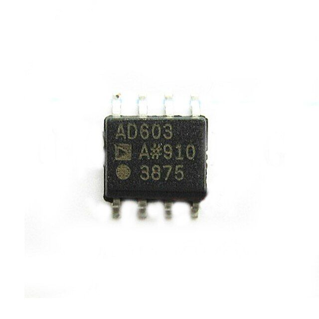 New original SMD AD603 AD603A AD603AR AD603ARZ variable gain buffer amplifier