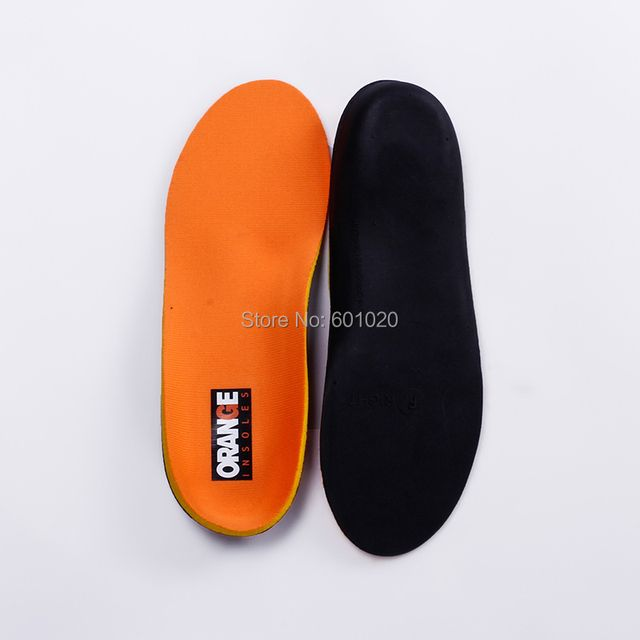Antislip deodorization  plastic sheet arch support orthotic  insole