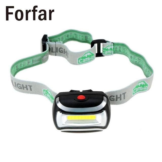 Waterproof Mini COB LED Headlight For Fishing Outdoor Camping Riding Light Rotate Headlamp Drop Shipping Nice Gift for Friend
