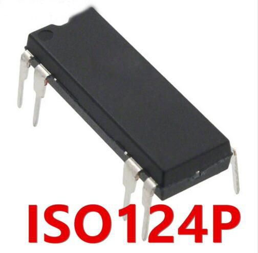 5pcs/lot ISO124P ISO124 IS0124 DIP8 DIP / isolation amplifier new original
