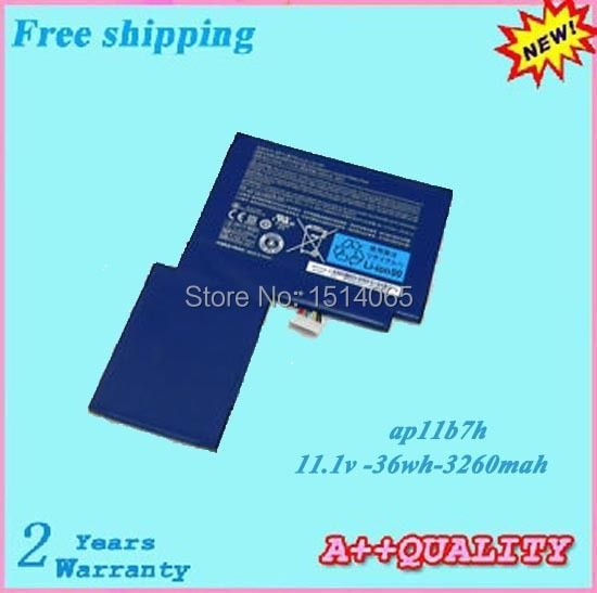 Brand New For Acer Iconia W500  W500P Tablet PC Original Laptop battery AP11B7H AP11B3F