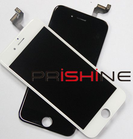 "5PCS Good Quality For iPhone 6S LCD 4.7"" Screen With 3D Touch Digitizer Display Assembly Replacement White Black Free DHL"