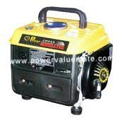 Home Portable Small Gasoline Generator 950 650w WHOLESALES by sea MOQ 100PCS