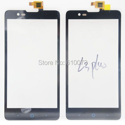 10PCS Screen Touch Digitizer For ZTE Blade L3 Plus Touch Screen Panel Front Glass Capacitive sensor Black