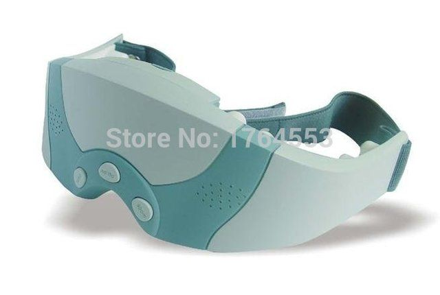 New Arrival Mask Migraine DC Electric Care Forehead Eye Massager With Free Gift Eye Mask Eye Massage Massager