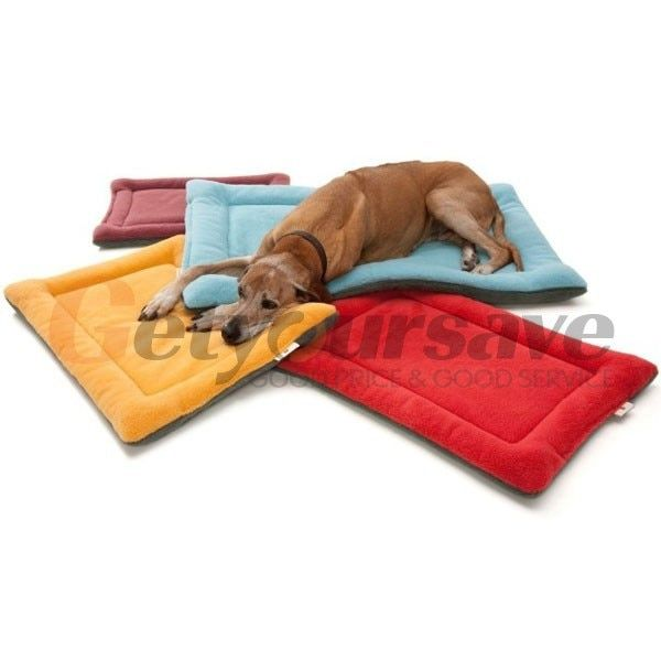 High grade Soft Cozy Pet Dog Crate Mat Kennel Cage Pad Bed Pet Cushion 6 Colors