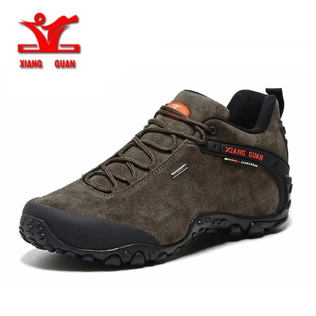 XIANG GUAN Winter Shoe Mens Sport Running Shoes Warm Outdoor Women Sneakers High Quality Zapatillas Waterproof Shoe 81285