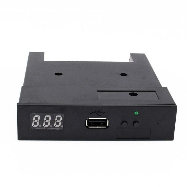 3.5 inch Floppy Disk Drive to USB Wmulator Simulation For Musical Keyboad Floppy Drive Emulator