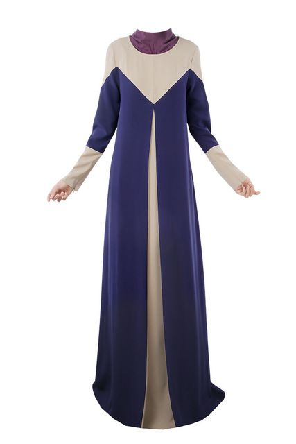 new women Middle East Muslim Women DRESS long-sleeved dress 2015 jilbabs and abayas abaya DRESS vestidos large swing