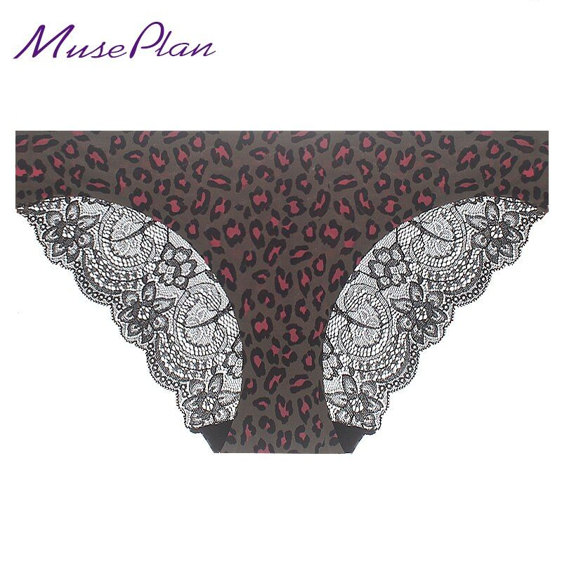S-3XL! seamless low-Rise  women's sexy lace lady panties seamless cotton breathable panty Hollow briefs Plus Size girl underwear