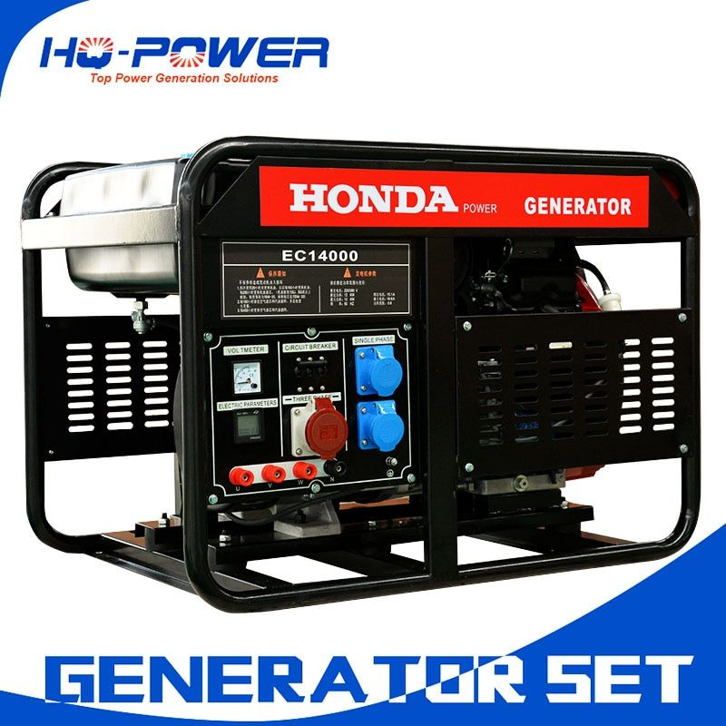 12kw gasoline generator 15kva best quality genset for hot sale
