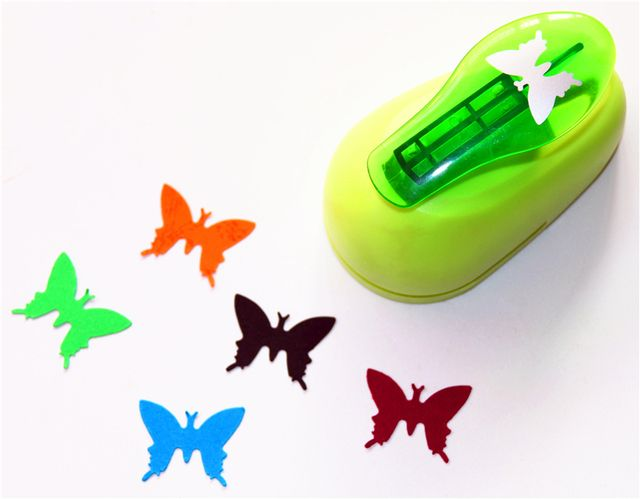 New Arrvial extra large butterfly punches limited edition large craft punches decorative hole punch very beautiful puncher