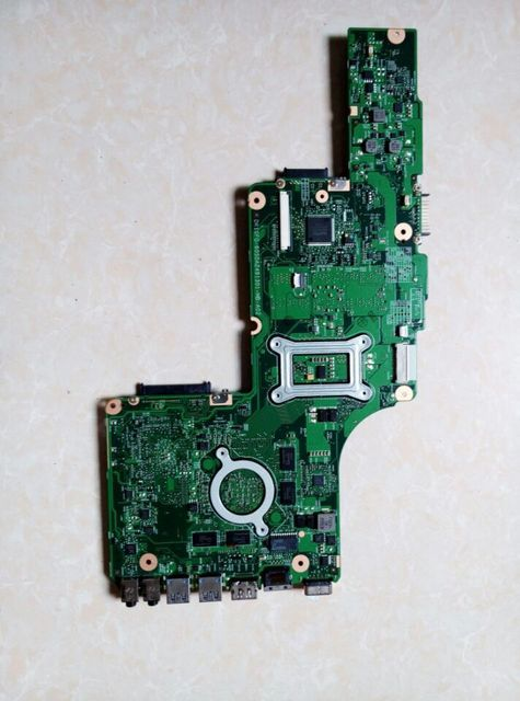 L850  HM76 non-integrated motherboard For Toshiba  laptop  6050A2509901 V000275440
