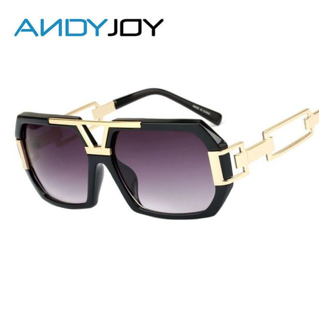 ANDYJOY Classic Women Square Sunglasses Women Brand Designer Sun glasses Vintage Hollow Legs Glasses Fashion Eyeglasses Oculos