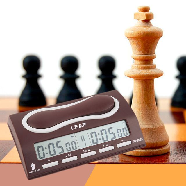 YHX YHX2016 NEW arrival  Easy Timer Digital Chess Clock  Professional Two LED Screens