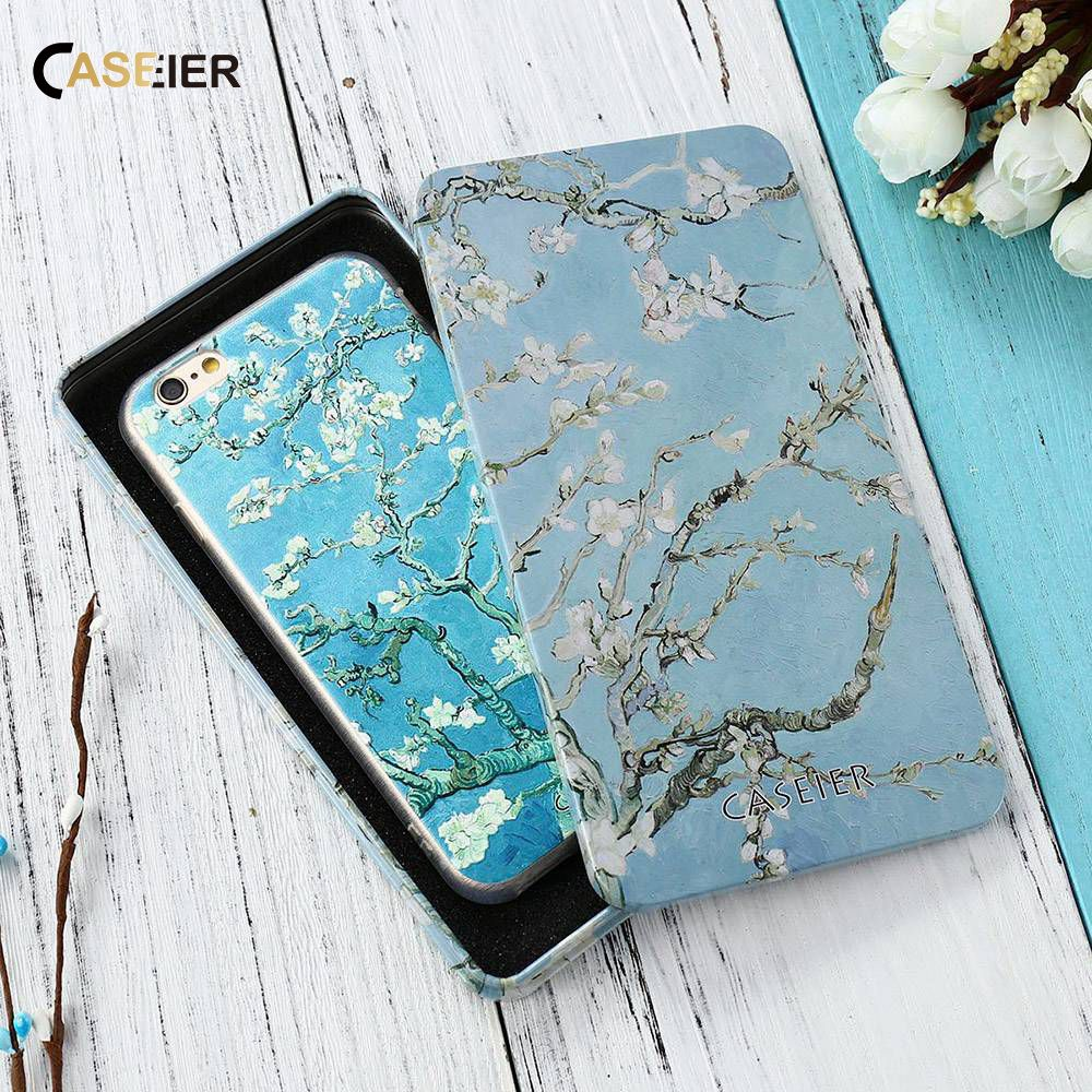 CASEIER Unique Gift Box Phone Case Boxes For iPhone 7 6 6s Plus 5 SE For Samsung S6 S7 Edge Multi Function Storage Box Present