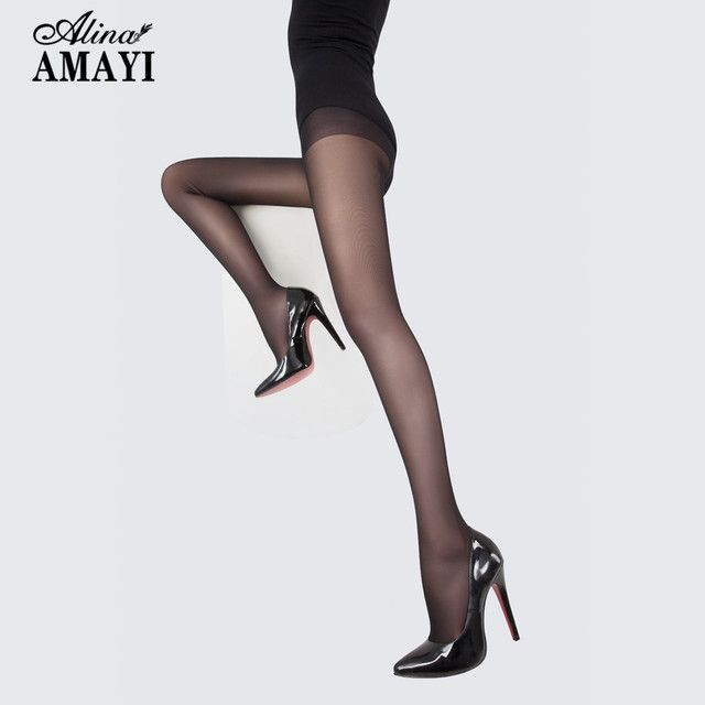 3Pcs/Lot Semi Transparent 20D Seamless Pantyhose Women's Stockings Ultrathin Female Tights