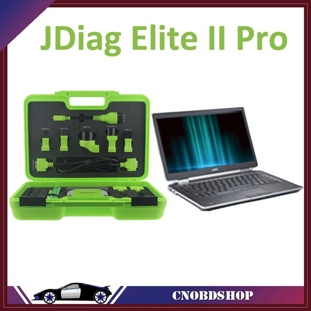 JDiag J2534 JDiag II Pro same as Autel MS908Pro 100% Original JDiag Elite auto diagnostic&ECU programmer with free JDiag JD201