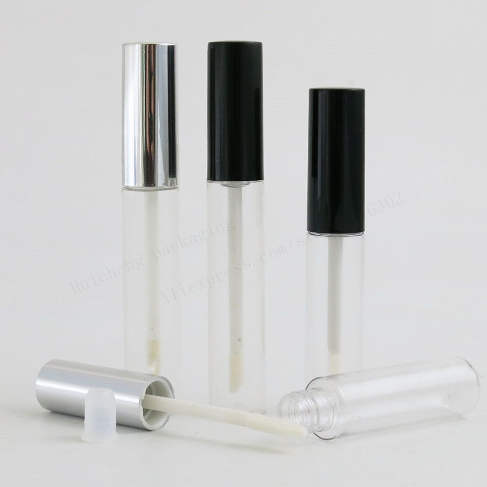 100 x 8ml 10ml empty Lipstick tube Lip balm tube Lipstick container Lipstick bottle Lip gloss tube/brush/cap