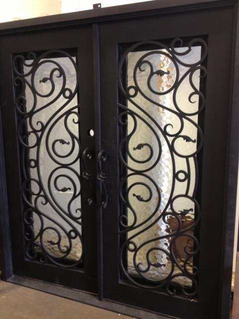 Custom design  iron door,steel door single iron door2