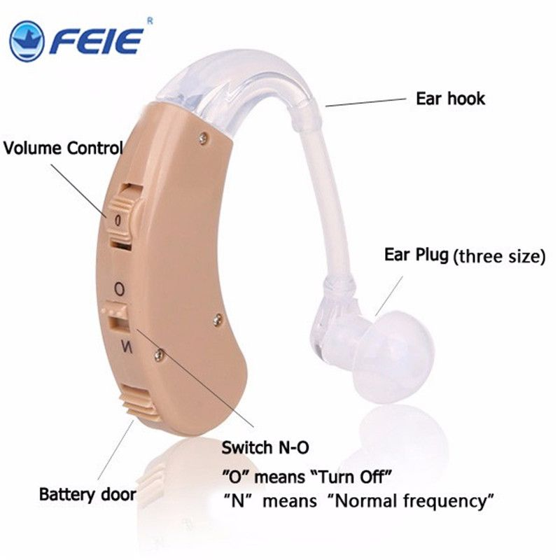 Analog Deaf knowles speakers hearing aid bte Machine For Hearing Loss S-998 ear wax removal tool Drop Shipping