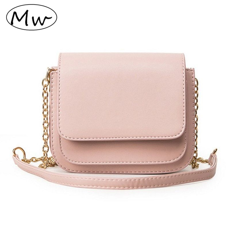 2019 European and American fashion small square bag multilayer women's handbags shoulder bag with chain crossbody bags for girls