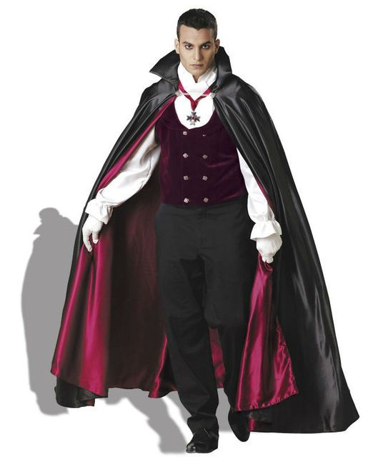 High Quality Adult Mens Vampire Costume Halloween Party Dracula Vampire Costumes Fancy Cosplay Outfit Clothing