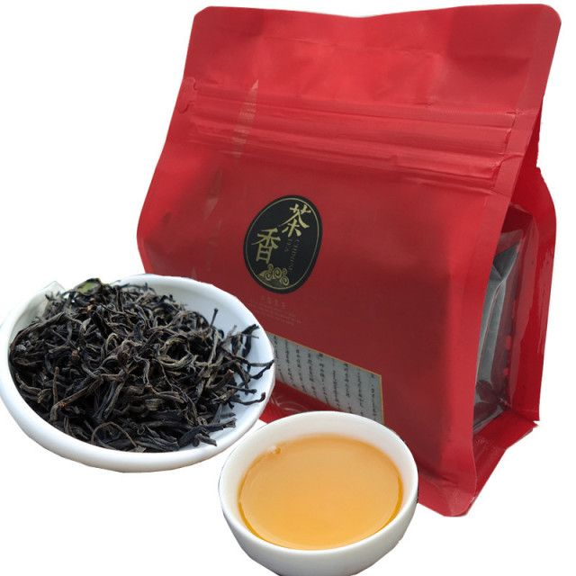 100g Lapsang Souchong Super Wuyi Black Tea Secret Gift free shipping