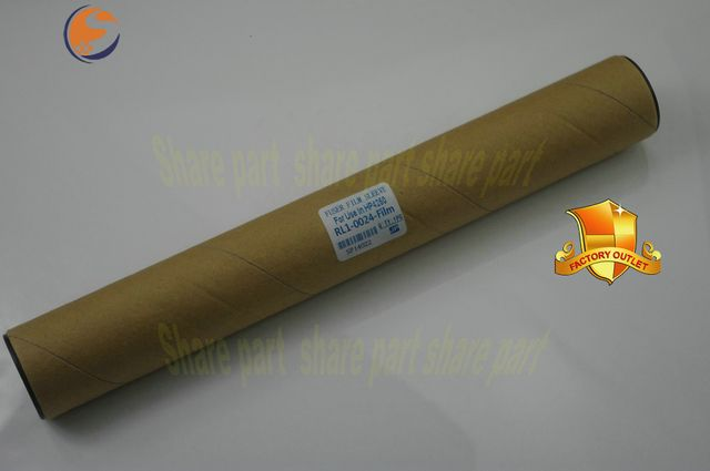 Free shipping 10pcs original wall fuser film for hp 4250 4350 4345 4300 RL1-0024 high quality with G500 grease SP-4250-GER