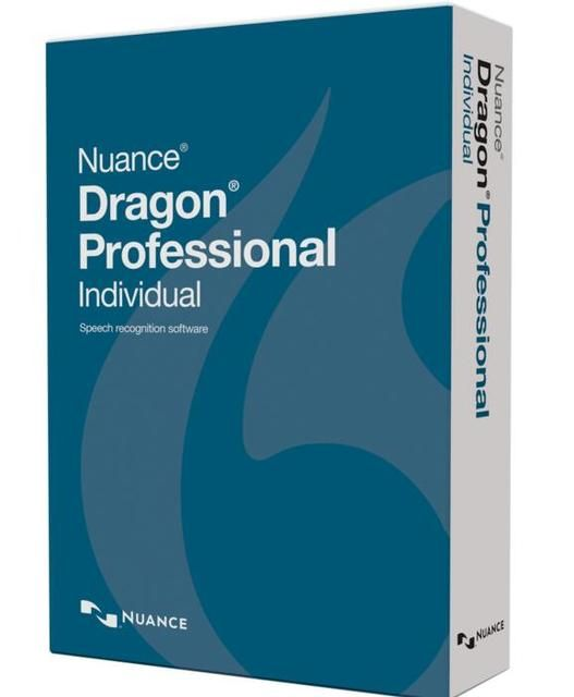 Nuance Dragon Professional Individual v14 for win English version