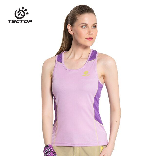 Dropshipping Summer Women Tank Tops Quick Dry Loose Gym Fitness Sport Sleeveless Vest Running Training vest