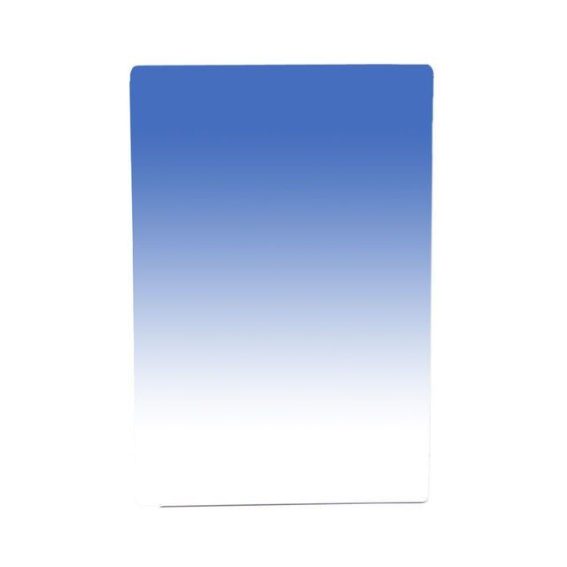 NEW 100x145mm Square Filter Graduated Blue Color Kit for Cokin Z Pro Lee Hitech