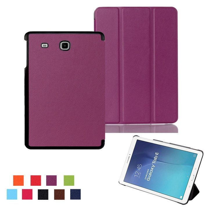 tablet case For Samsung galaxy Tab E 9.6 case funda tablet cover For Samsung GALAXY Tab E T560 SM-T560 case +film+stylus