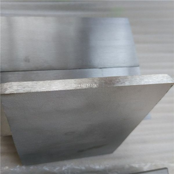 8mm thickness Ti  GR5 Grade5 Titanium alloy metal plate sheet wholesale price ,free shipping