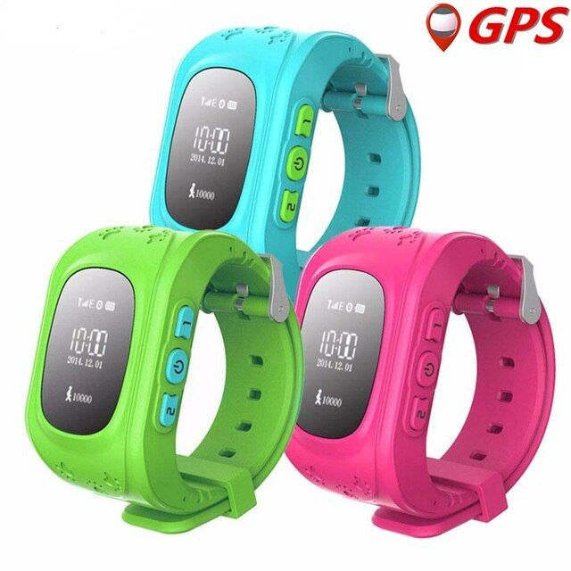 Smart Baby Watch Q50 Children GPS Tracker Watch Wristwatch SOS Call Location Locator Smartwatch for Kid Anti-Lost Monitor PK Q80