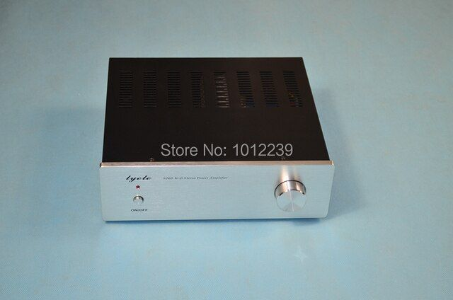 hot sale power amp machine/LM3886 120W + 120W power amplifier machine