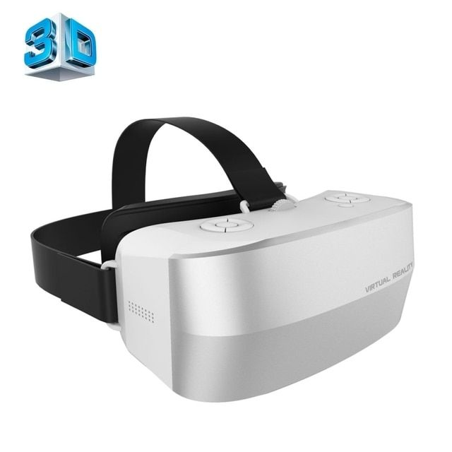 Caraok V12 Android 4.4 All-in-One 3D VR Virtual Reality Glasses Allwinner H8 Quad Core 2G 16G Support Wifi OTG TF Card