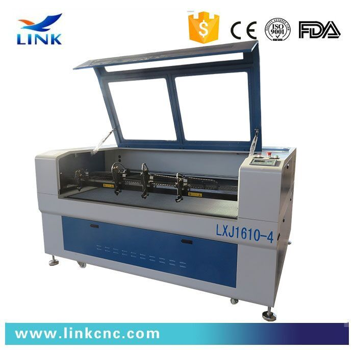 china cheap laser machine crystal paper plywood metal label acrylic glass co2 cnc laser cutting machine