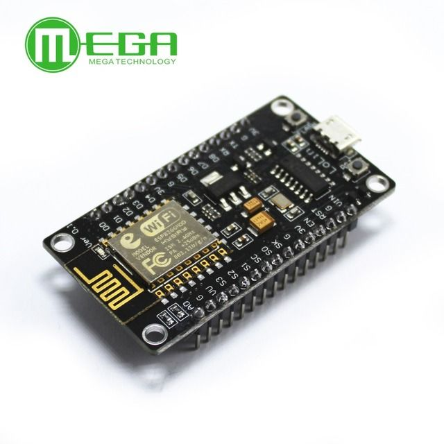 Megmoki  New Wireless module CH340 NodeMcu V3 Lua WIFI Internet of Things development board based ESP8266