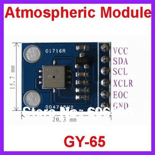 GY-65 BMP085 chip Atmospheric Pressure Altimeter Module Free Shipping