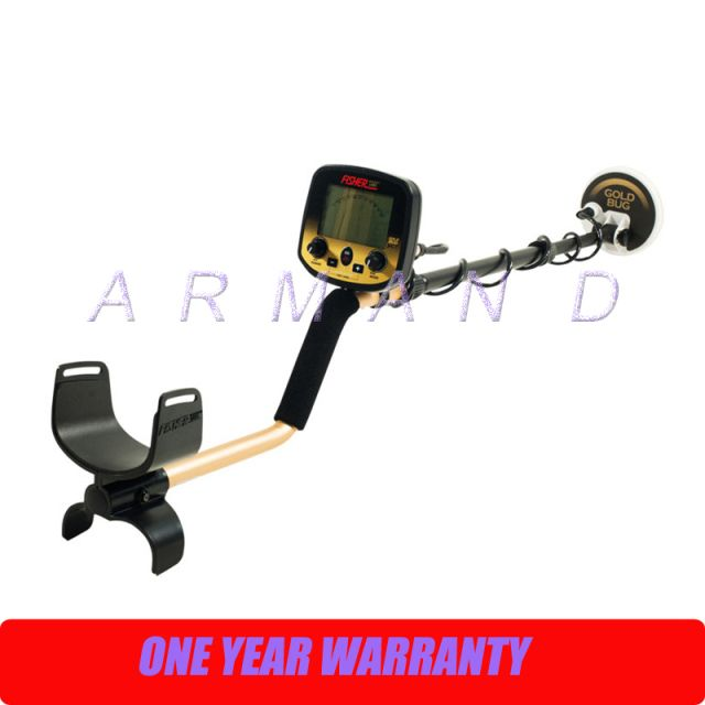 Gold Bug UnderGround Gold detector with two coils Gold Nugget detector Ground Metal Detector