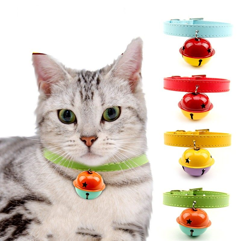 Manufacturers of High-quality Cat Cat High-quality Large-color Ring Dog Collar Pet Dog Collar Dog Collar Creative Collar