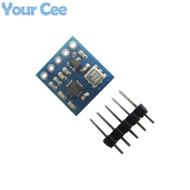 GY-652 HMC5983 BMP180 MWC Electronic Compass Atmospheric Pressure Module Four-axis Flight Control Sensor