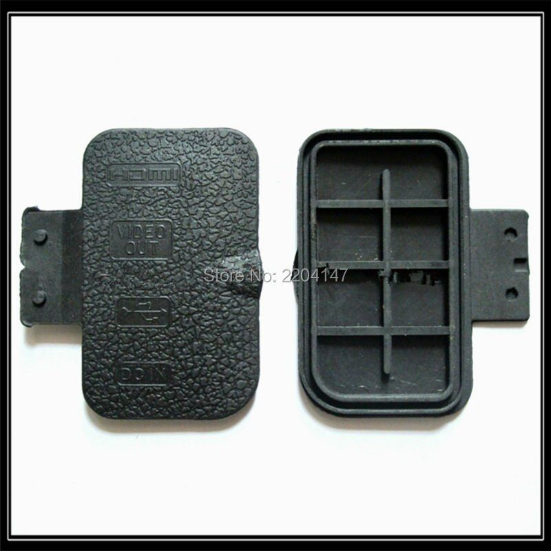 New OEM USB/HDMI DC IN/VIDEO OUT GPS Cover Rubber Door Cover Rubber Unit Replacement For Nikon D90 Digital Camera