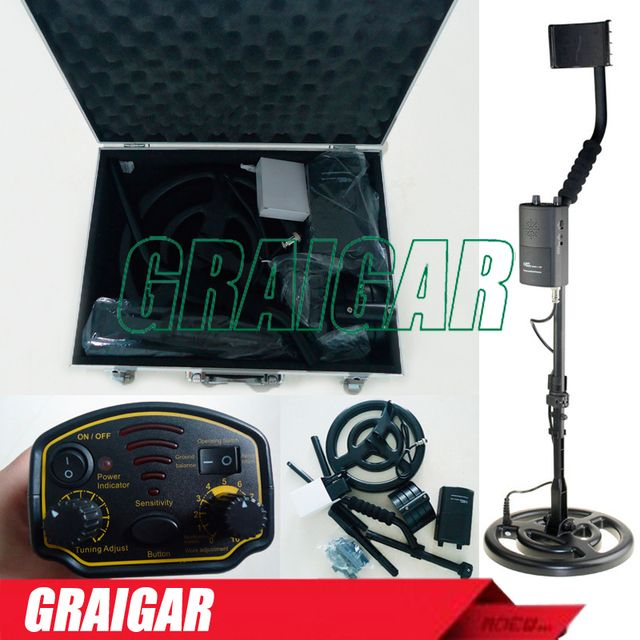 Smart Sensor AS944 underground metal detector 2.5m detection depth